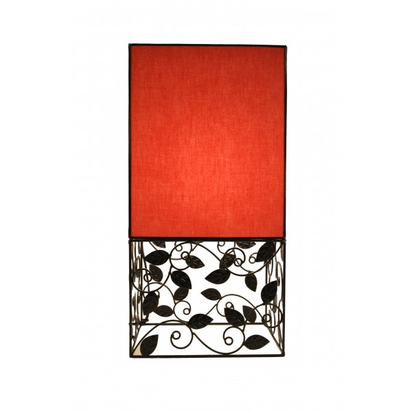 Table lamp - red