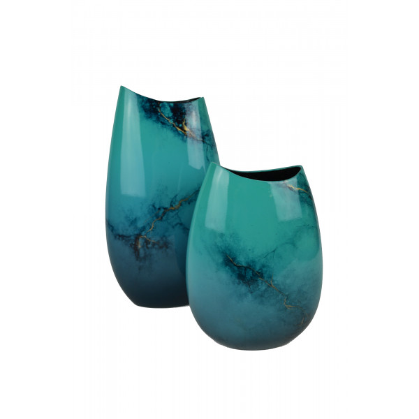 Lacquerware Vases - Elements Range